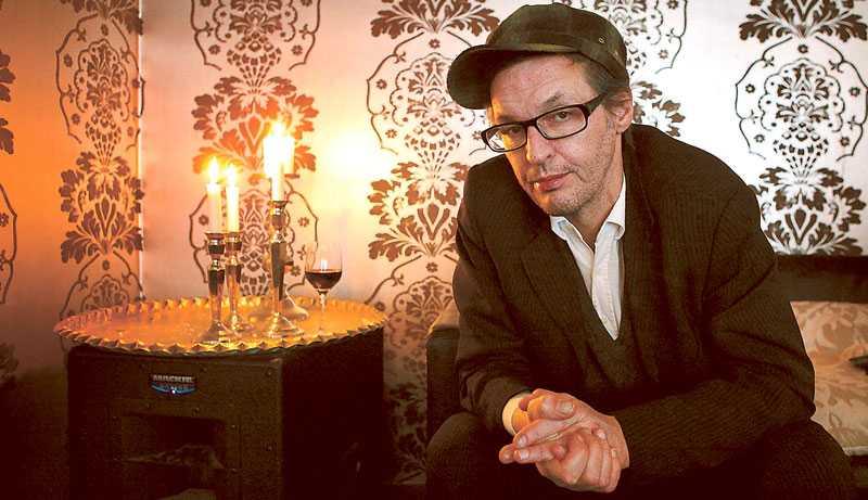 """""""Jag hoppas kunna slappna av"""", säger Olle Ljungström."""