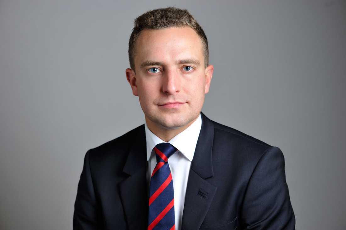 Tomas Tobé (M), ordförande i utbildningsutskottet.