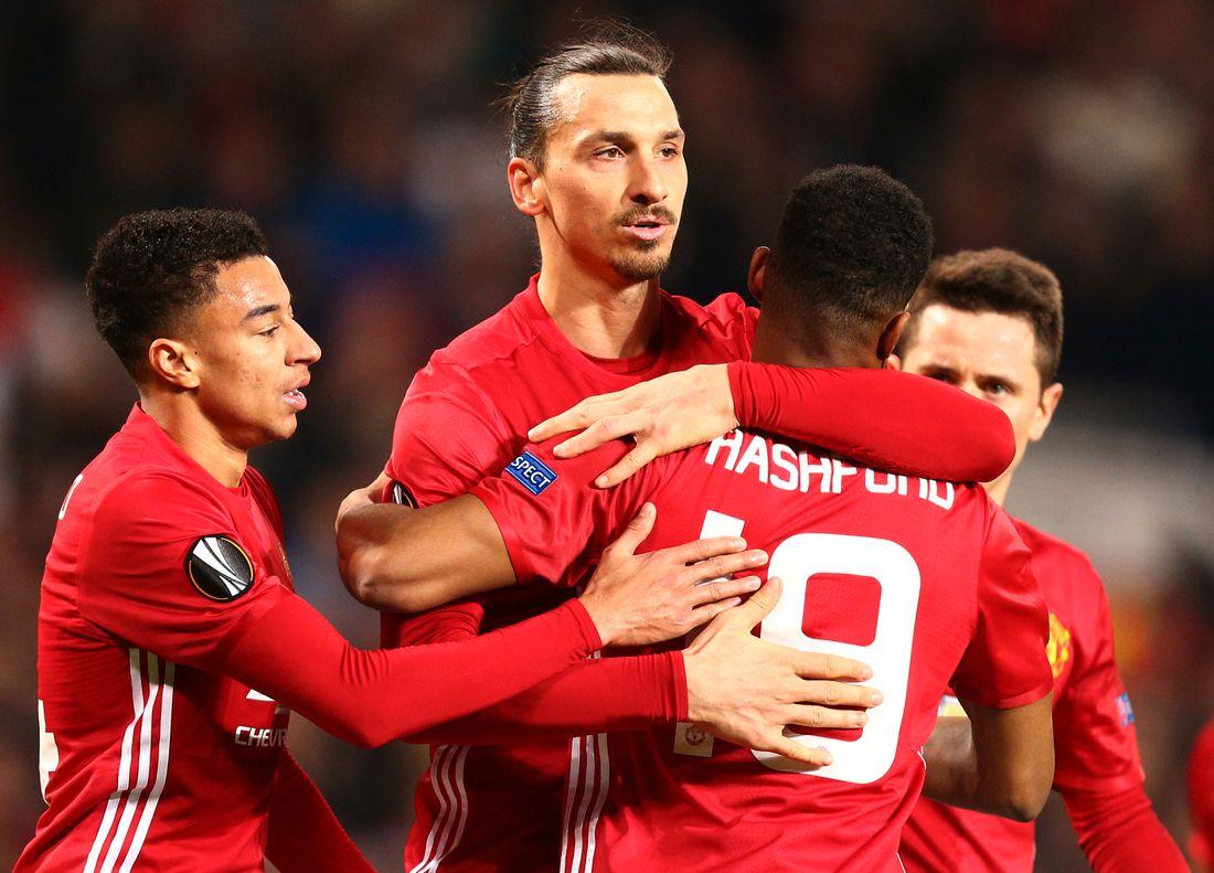 Zlatan Ibrahimovic hattrickhjälte mot St Etienne  1a7d630921020