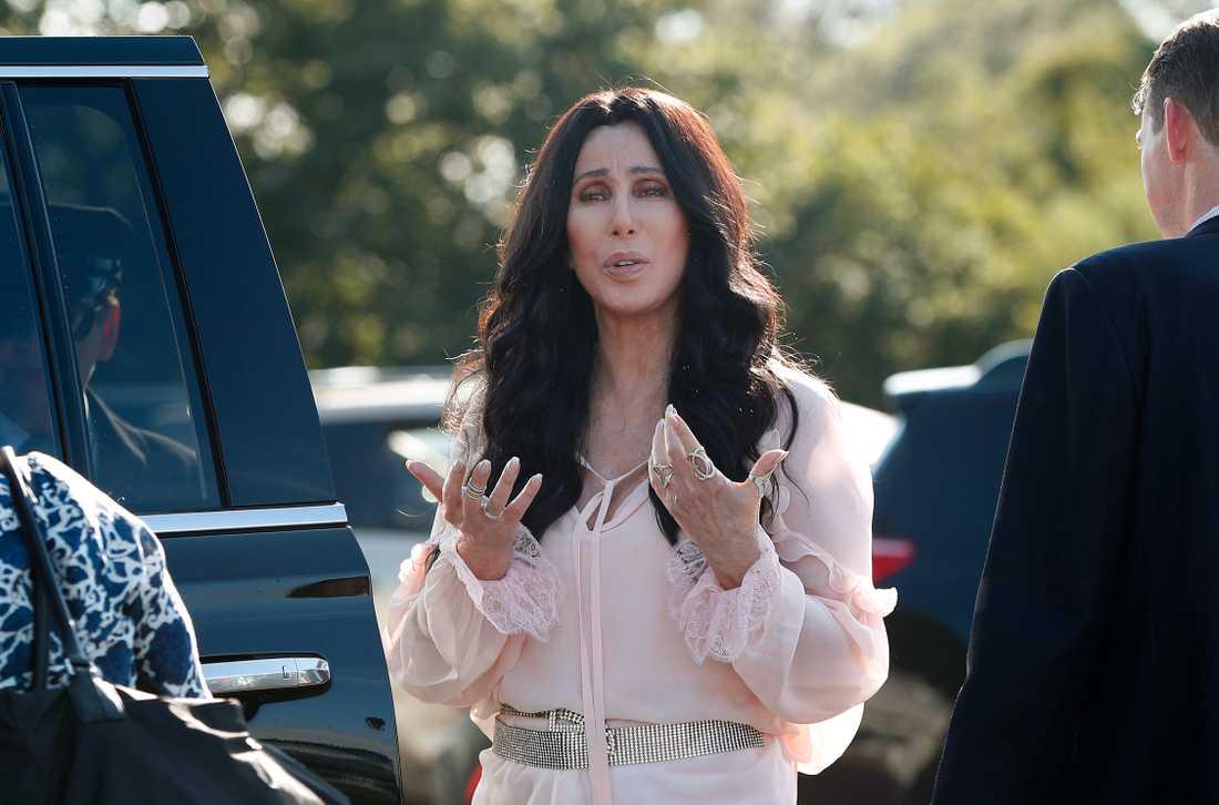 Cher inte imponerad av ABBA.
