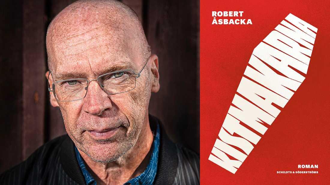Robert Åsbacka (född 1961),  författare.