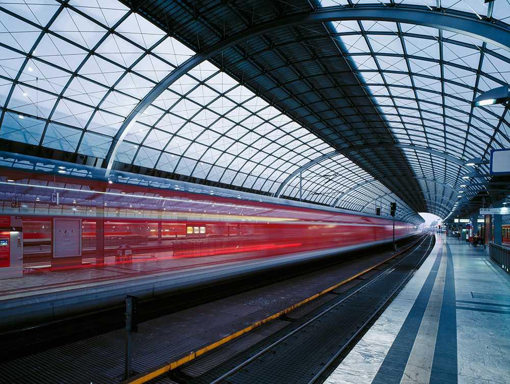 Gör vad du vill på en tågstation – för 21 000 i månaden.