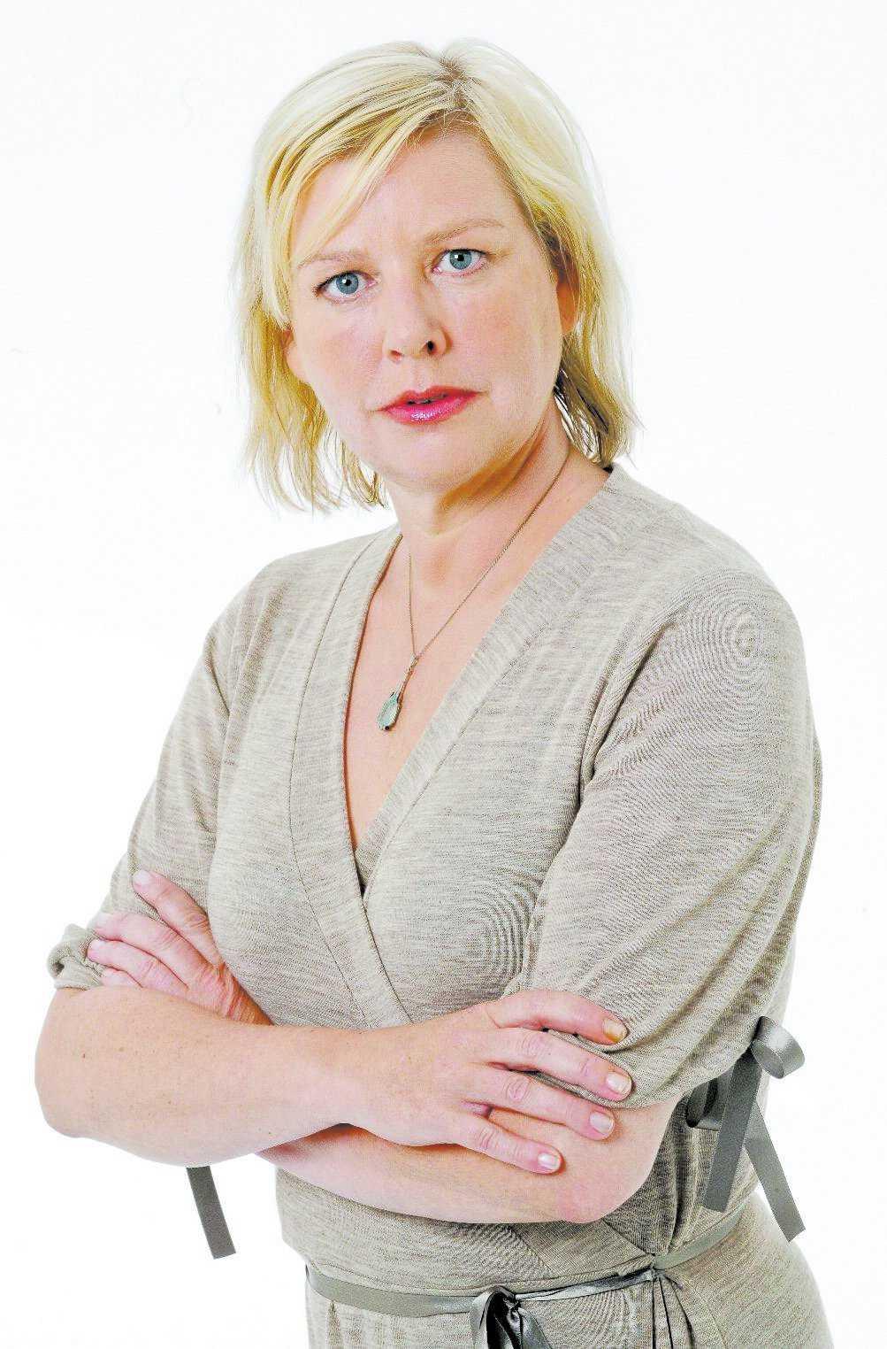 Aftonbladets reporter och matskribent Karin Ahlborg.