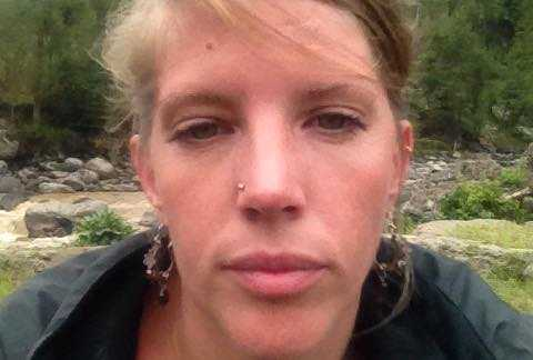 Svenska Jenny Adhikari befinner sig i Nepal