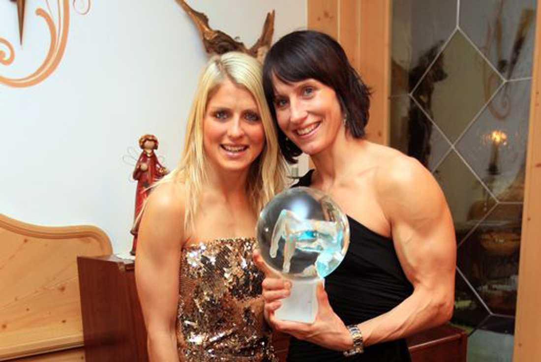 Bilden på norska längdåkerskan Marit Björgens biffiga överarmar blev en jättesnackis på Twitter i början av januari i år. När Sportbladets Marcus Wulcan skrev om armarna fick artikeln mer än 420000 visningar.