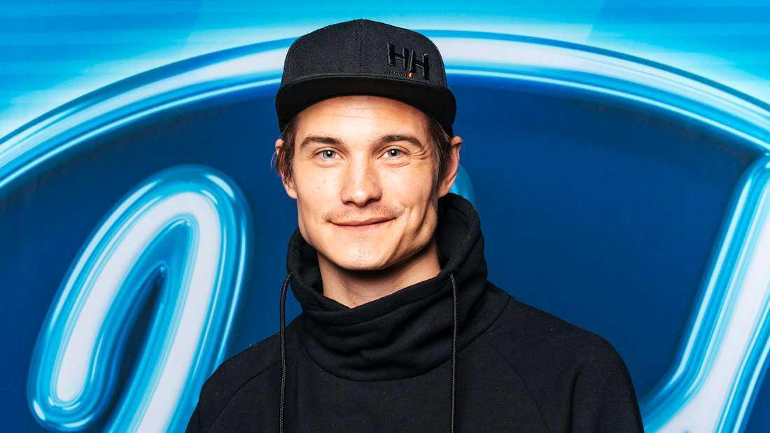 Christoffer Hamberg, 29 år, Skövde.