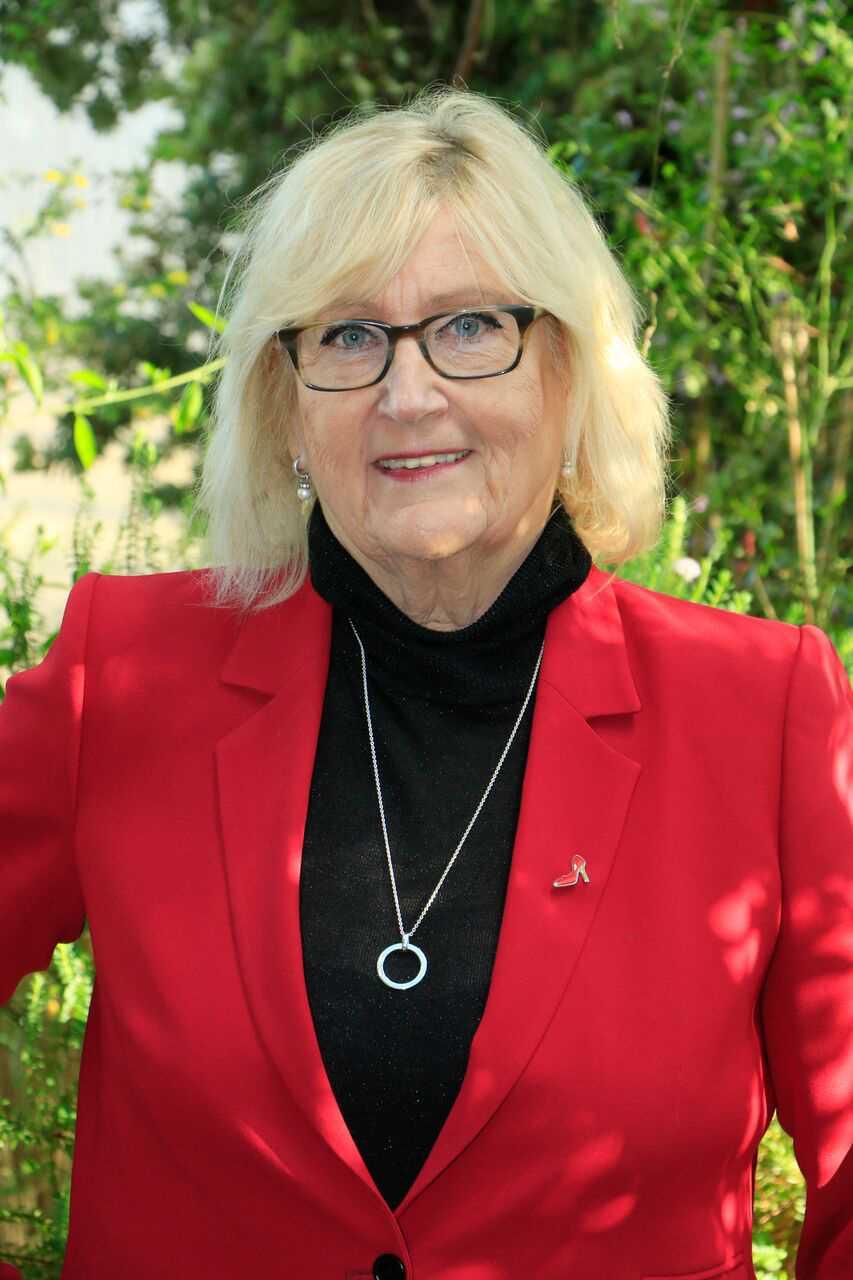 Karin Schenck-Gustafsson, professor i kardiologi vid Karolinska institutet och knuten som expert till 1,6 och 2,6 miljonerklubben.