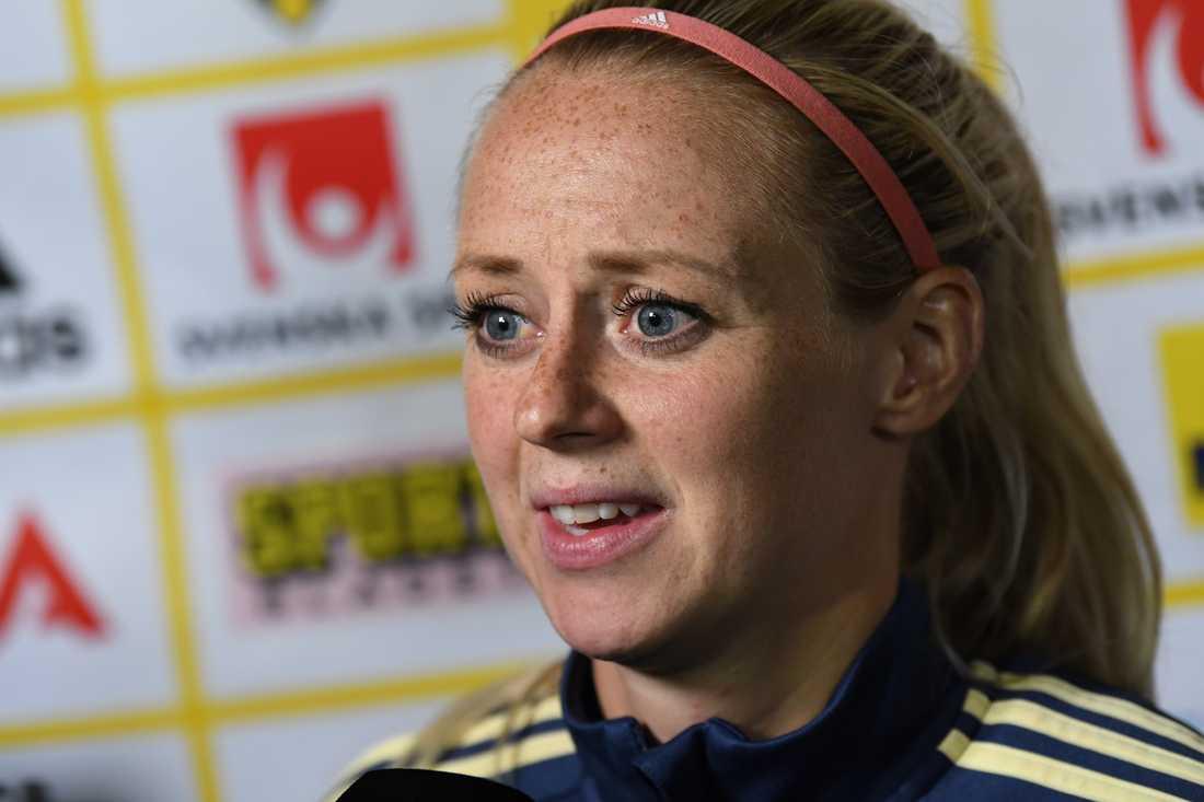 Amanda Ilestedt.