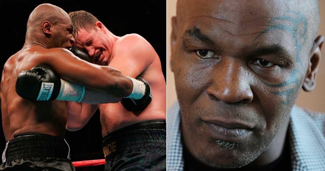 Mike Tyson tänker göra comeback.