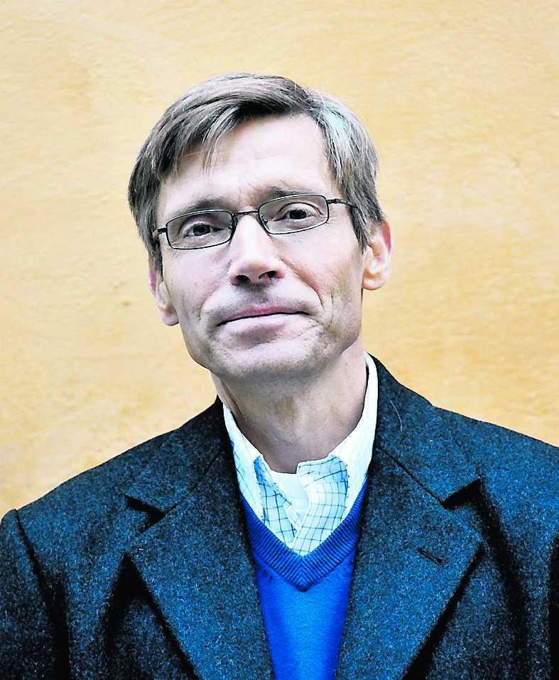 Per Svensson. Kritiker i Sydsvenska Dagbladet.