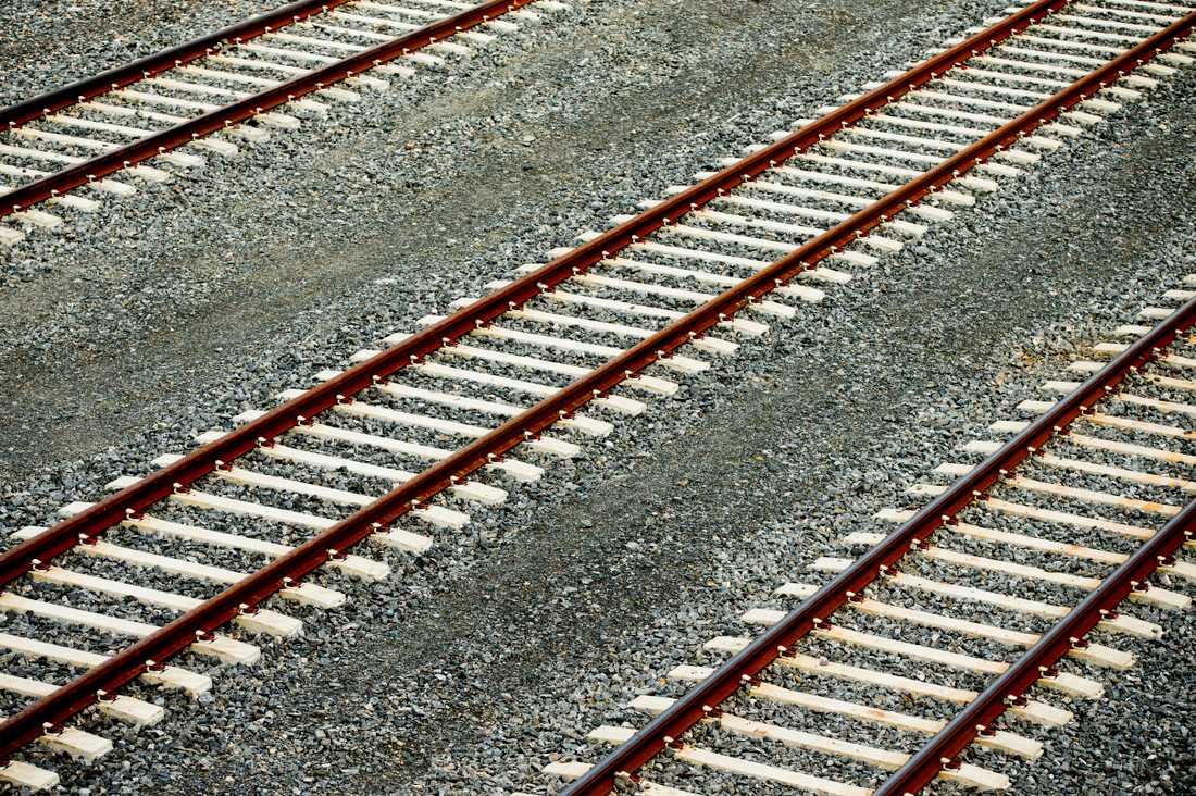 All tågtrafik genom Norrköping stoppades på onsdagsmorgonen. Arkivbild.