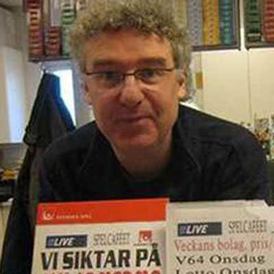 Tomas Holmström.