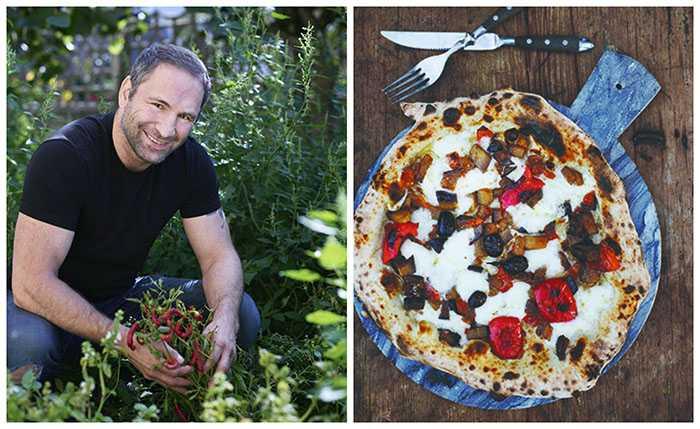 Smaka på Italien - Paolo Roberto bjuder på fyra av sina favoritrecept.