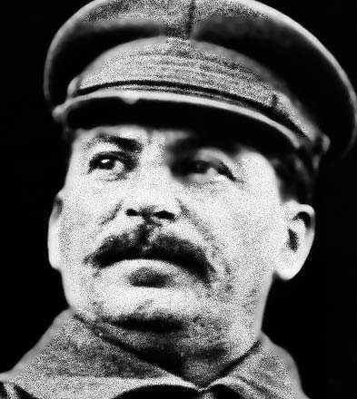 Josef Stalin förlorar slaget mot Nazityskland. Foto: AP