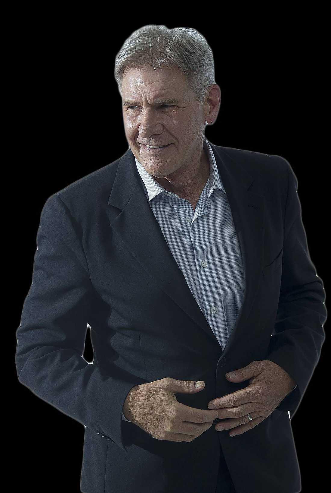 Harrison Ford, 72.