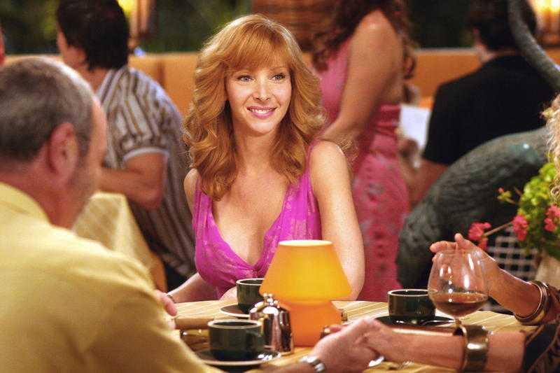 "Lisa Kudrow spelar Valerie Cherish i komediserien ""The comeback""."