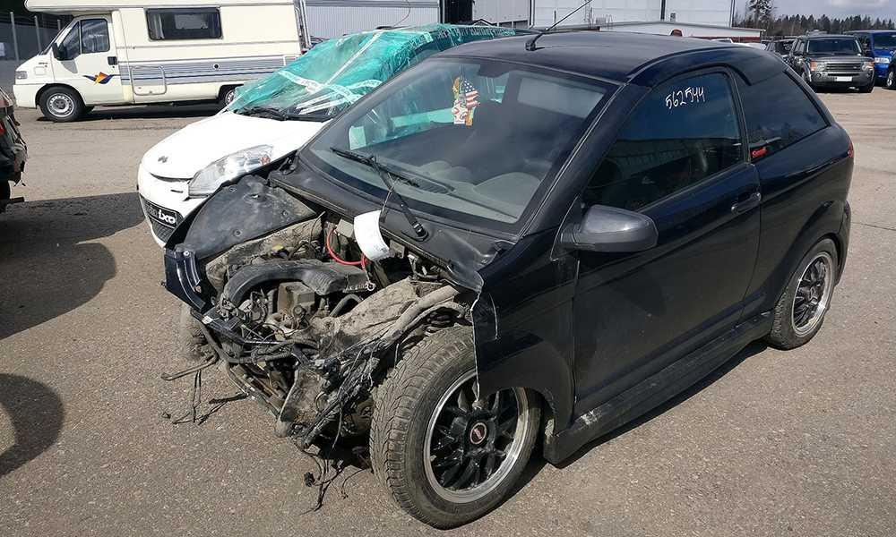 Allvarliga olyckor med mopedbilar ökar.