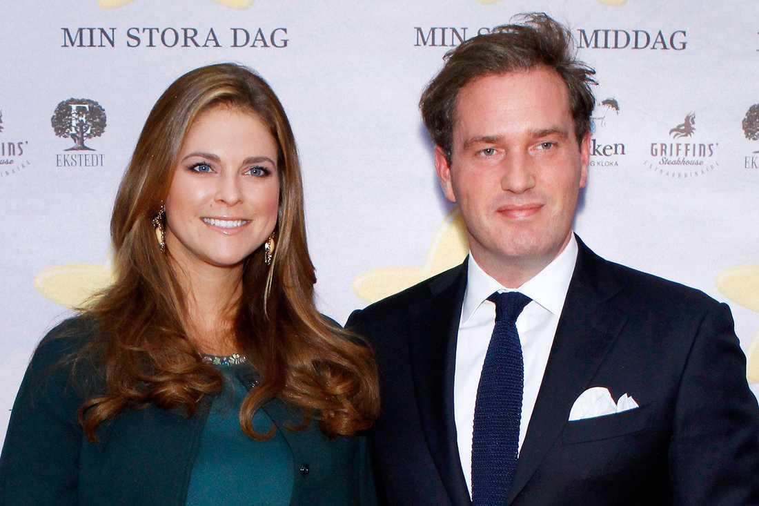 Prinsessan Madeleine och Chris O'Neill ska få en liten dotter.