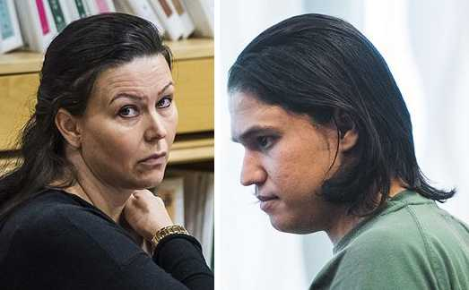 Rättegången mot Johanna Möller och hennes expojkvän Mohammed Rajabi avslutas i dag.