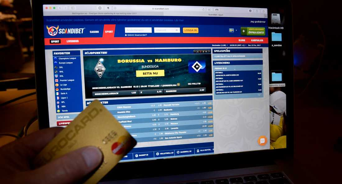 Omkring 340 000 personer i Sverige ha någon grad av spelproblem.
