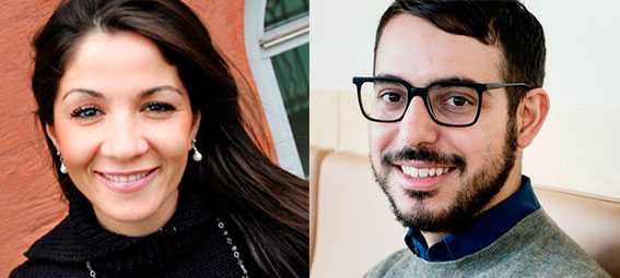 Folkpartisterna Gulan Avci och Robert Hannah ifrågasätter partiets linje att avskaffa värnskatten.