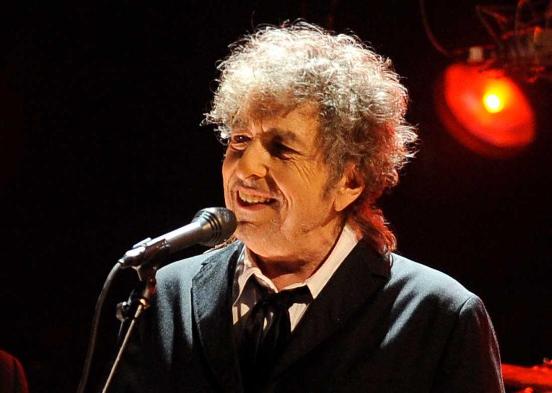 Bob Dylan gör tre Sverigespelningar i sommar. Arkivbild.
