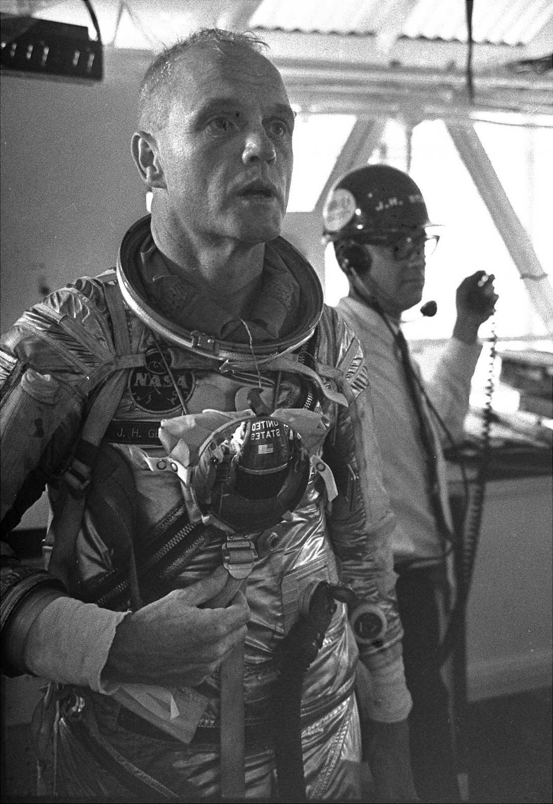 John Glenn 1962