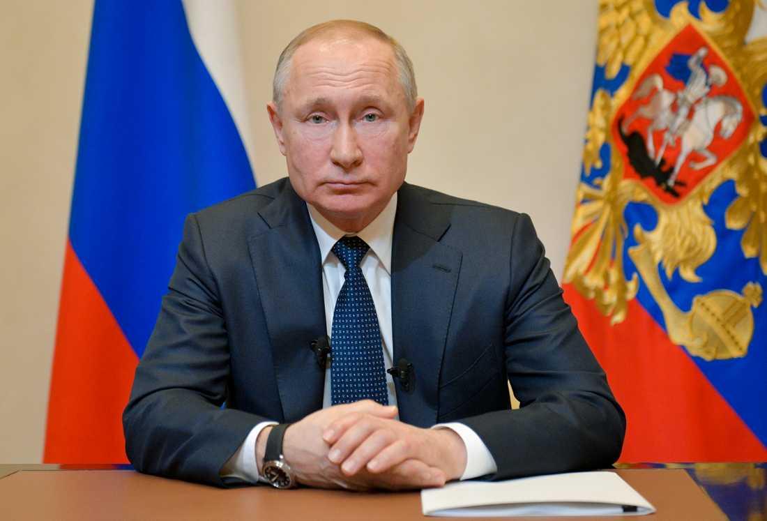 Under onsdagen håller Vladimir Putin sitt tal till federationen. Sannolikt handlar talet inte om Navalnyj eller tystandet av andra oppositionella.