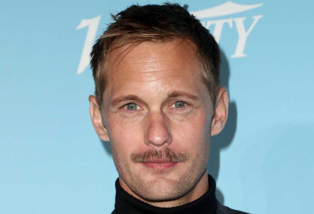 """Alexander Skarsgård prisades för rollen i """"Big little lies""""."""