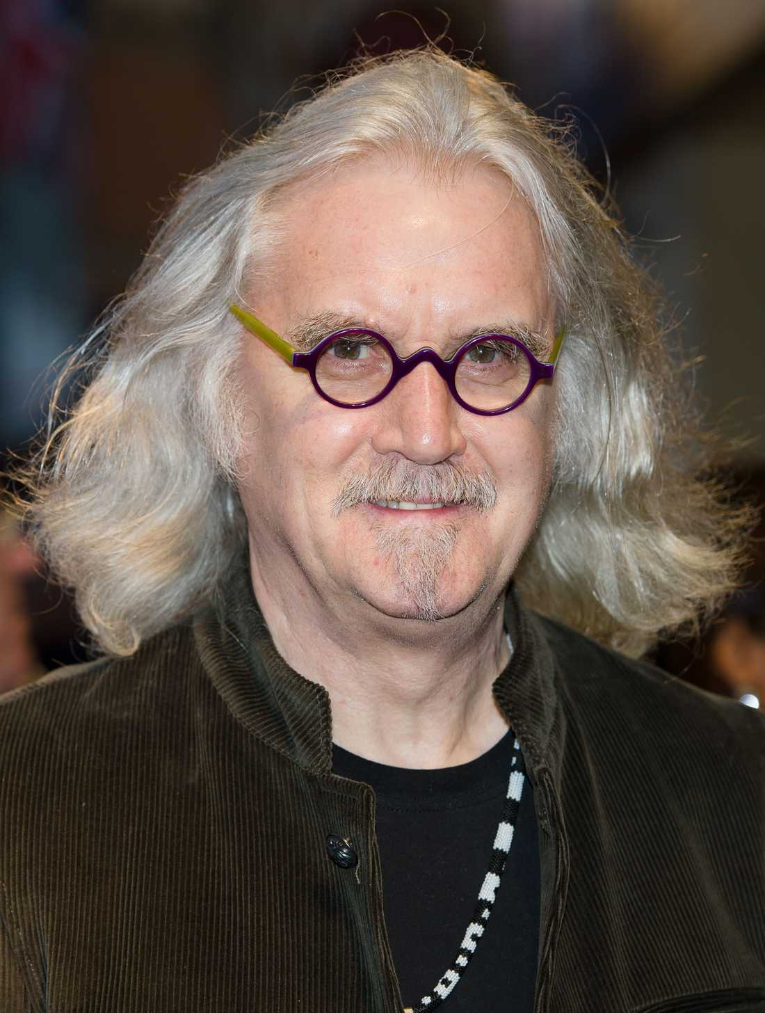 Billy Connolly.