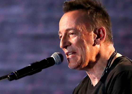 Bruce Springsteen – etta på Jack Hildéns Spotifylista.  Om någon bryr sig …