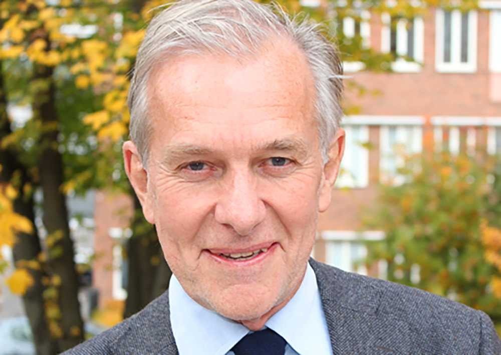 Professorn Anders Björkman.