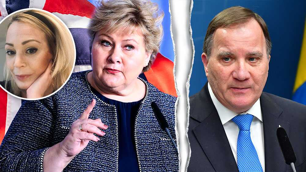 Tack vare den norska regeringens tydliga styre, vet varenda norrman vad som gäller i dessa mycket ansträngda tider. Men i Sverige är alla dessa beslut upp till svensken själv som förälder, anställd och chef, skriver Frida Nordtun.