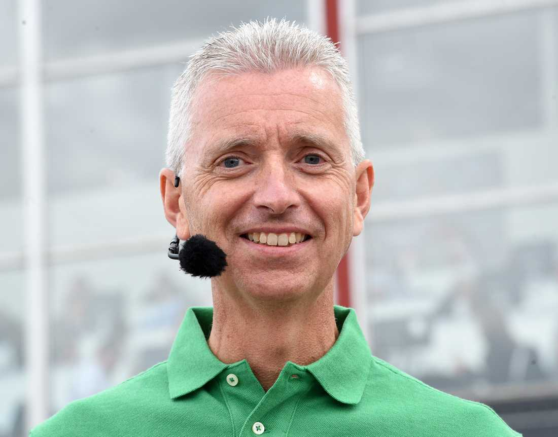 Halmstadtravets sportchef Jan-Olof Molin.