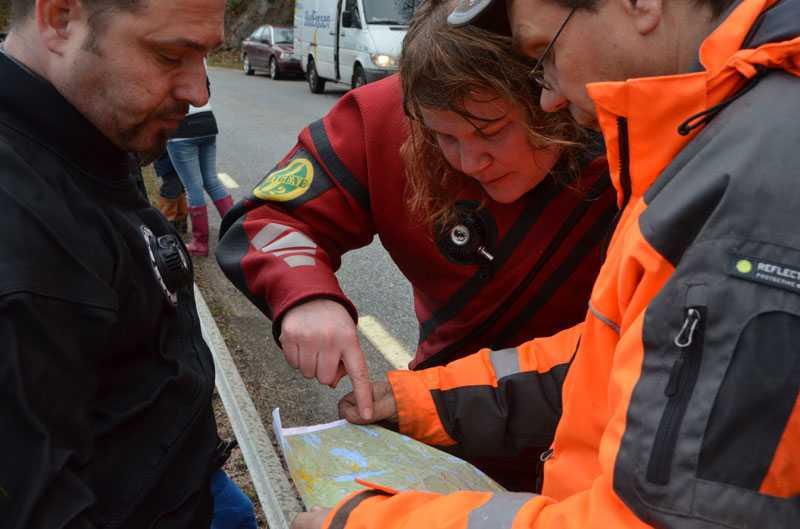 Skallgång i april i år för att hitta försvunna Marina i Stenungsund.