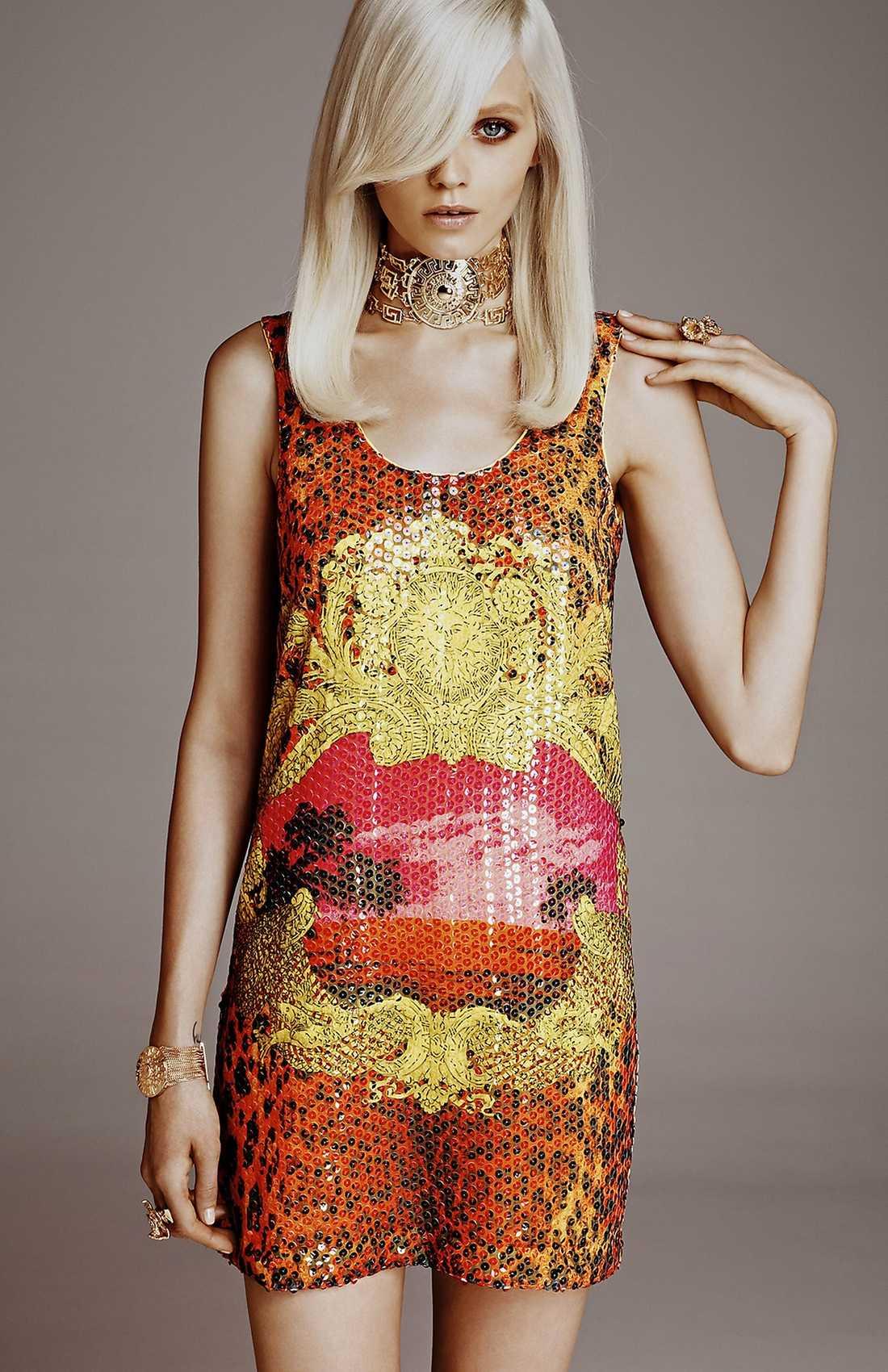 Den 17 november landar samarbetet mellan H&M och Versace i butik.