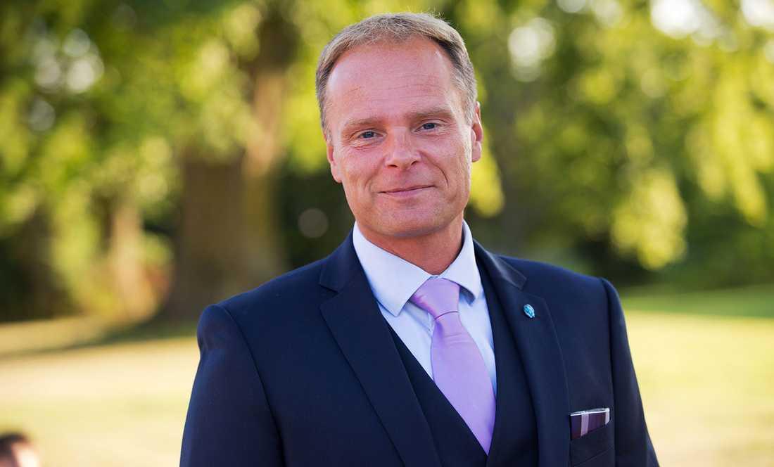 Riksdagsledamoten Stefan Jakobsson (SD).
