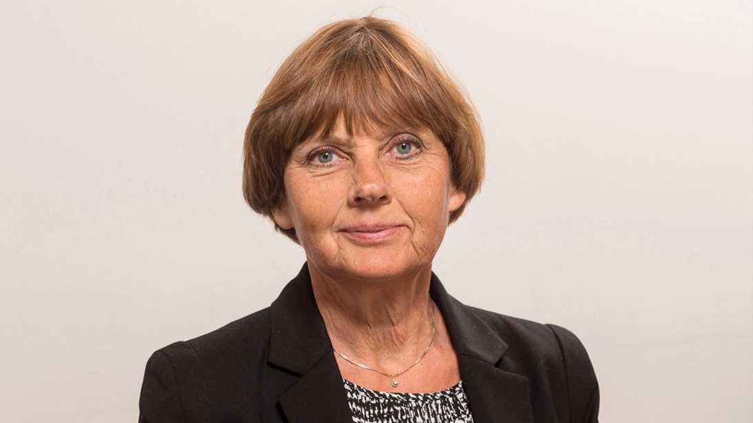 Margareta Öhrvall, vaccinationssamordnare i Region Uppsala.