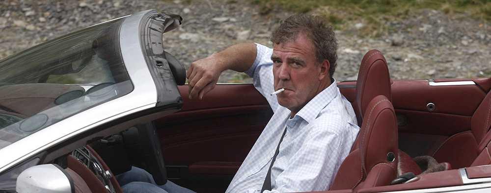 Jeremy Clarkson.