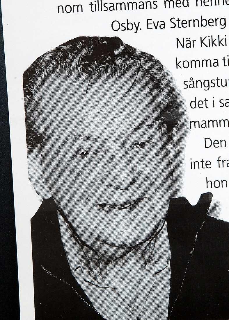 Kikkis far, Gunnar Andersson.