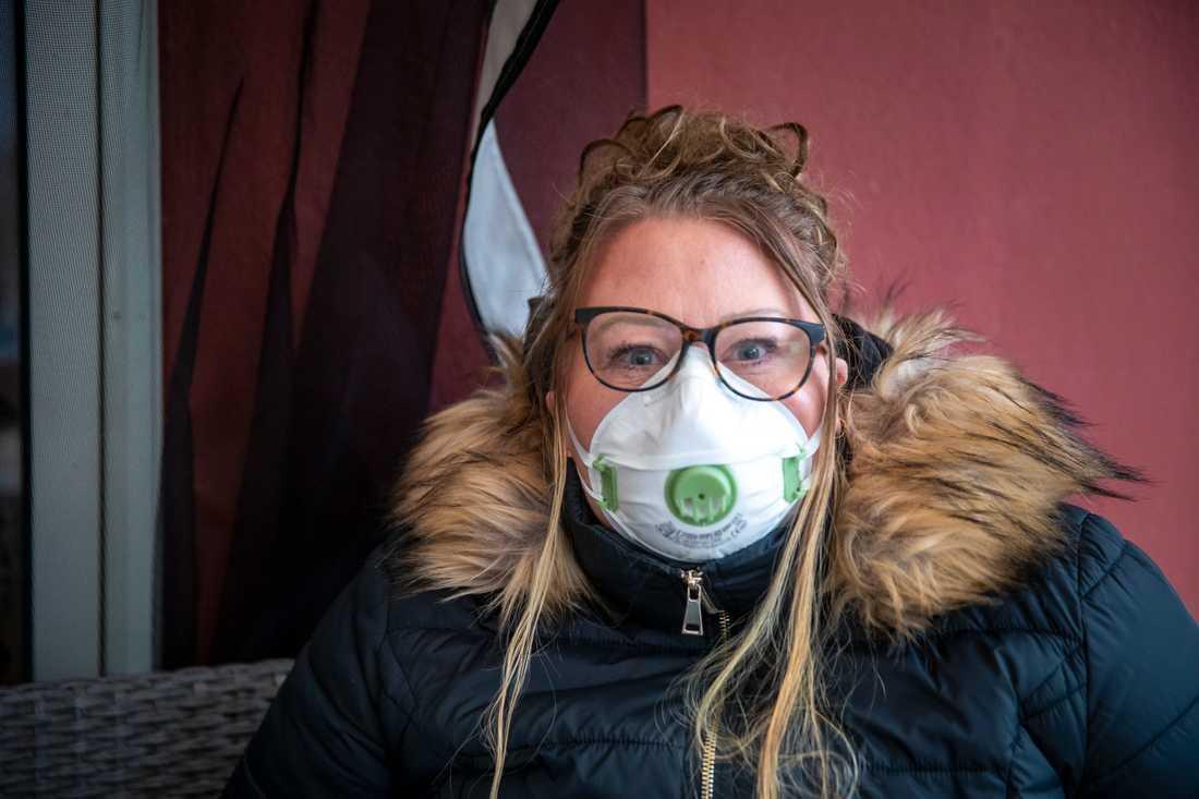 Jessika Rönn lider av sjukdomen ME, myalgisk encefalomyelit, där aktivitet kan göra symtomen värre. Nu anser Försäkringskassan att hon ska börja arbeta igen.