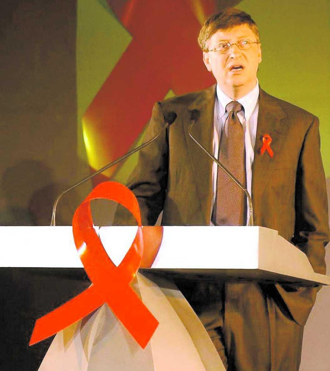 VÄLGÖRARE Bill Gates har skänkt hundratals miljoner kronor till bland annat aidsforskning. Näringslivstopparnas välgörenhetsengagemang effektiviserar branschen, skriver Theo Martins.