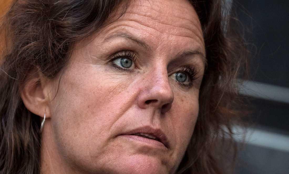 Försvarsadvokat Betina Hald Engmark hävdar att det som Peter Madsen sagt i polisförhör har feltolkats av polisen. Arkivbild.