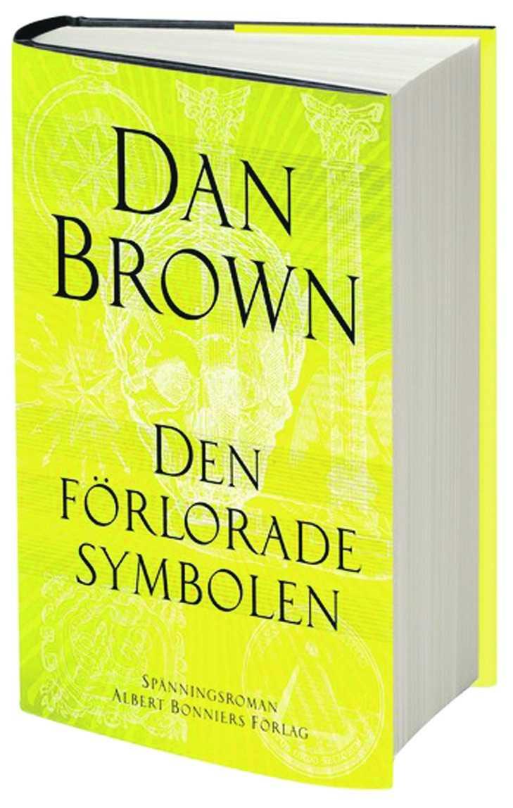"""I Dan Browns """"Den förlorade symbolen"""" kidnappas en frimurare."""