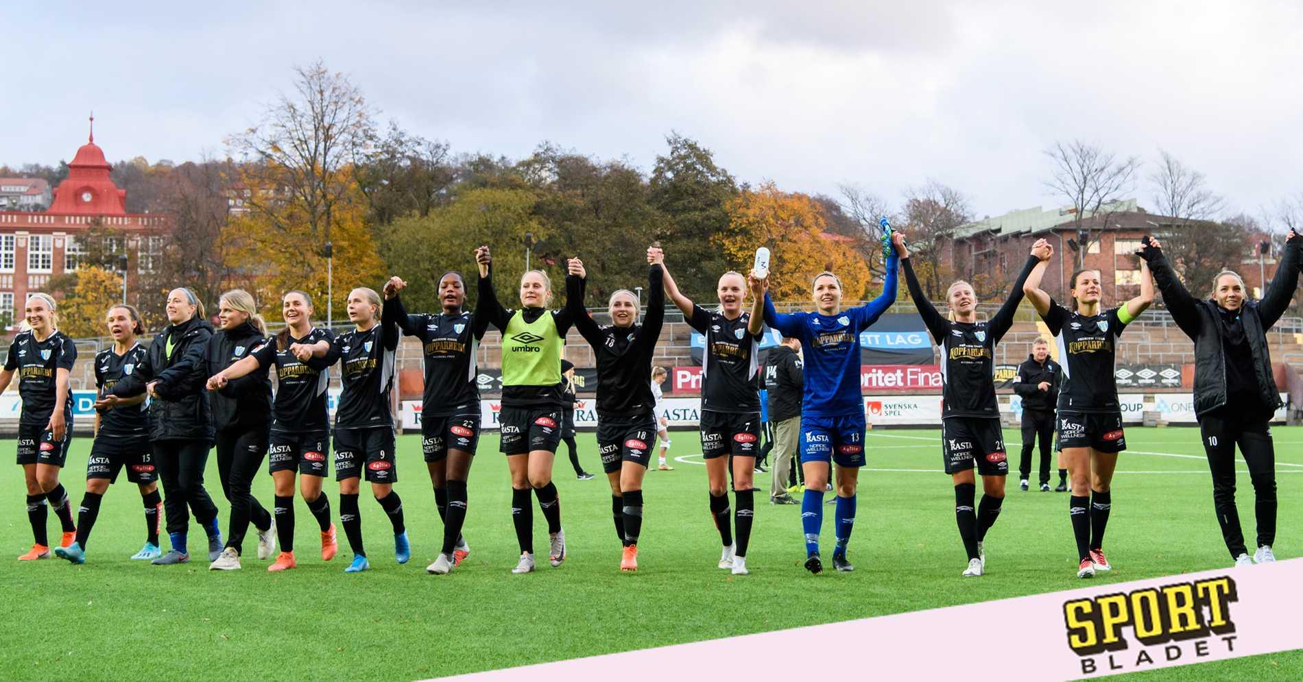 Kopparbergs/Göteborg i nytt miljonsamarbete för att utmana om SM-guldet