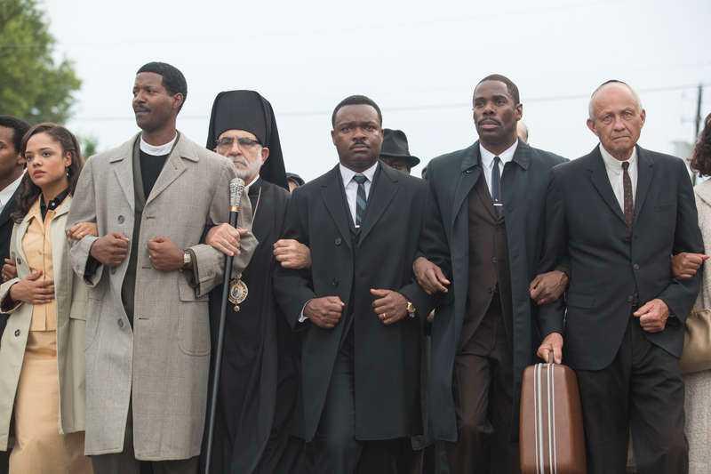 """ickevåld """"Selma"""" återskapa skickloigt verkliga händelser. Foto"""