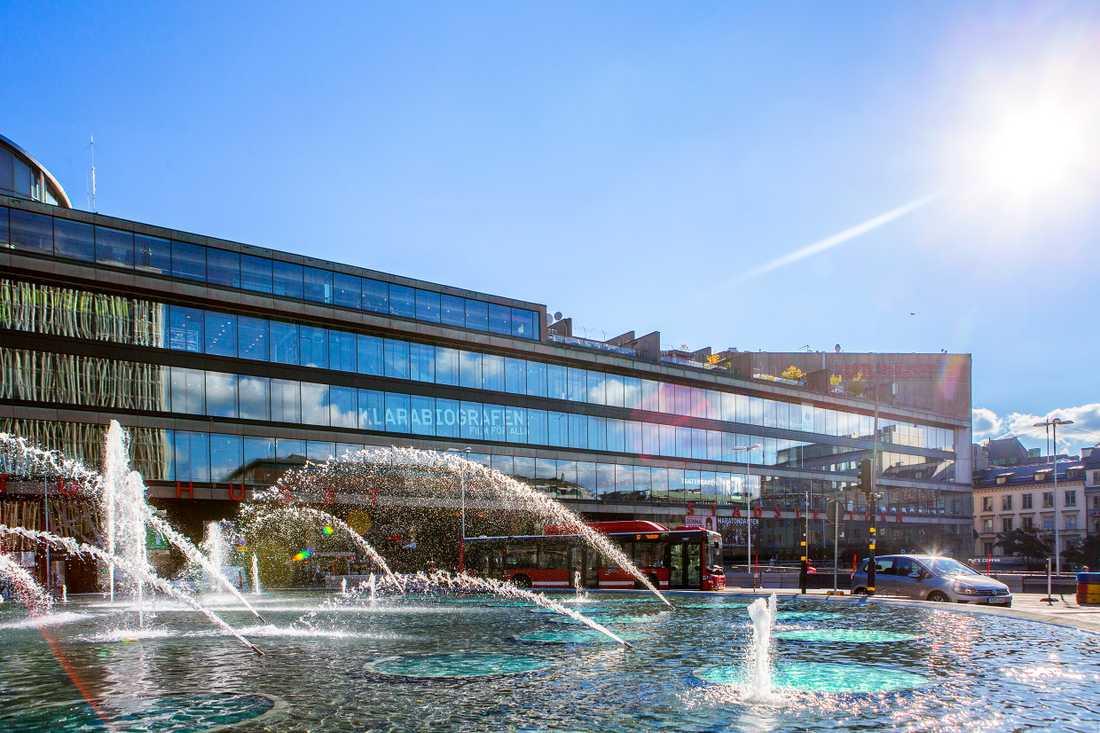 Kulturhuset Stadsteatern ska renoveras, med start i januari 2019. Under 18 månader flyttas verksamheten ut, bland annat till lokaler under Sergelfontänen.