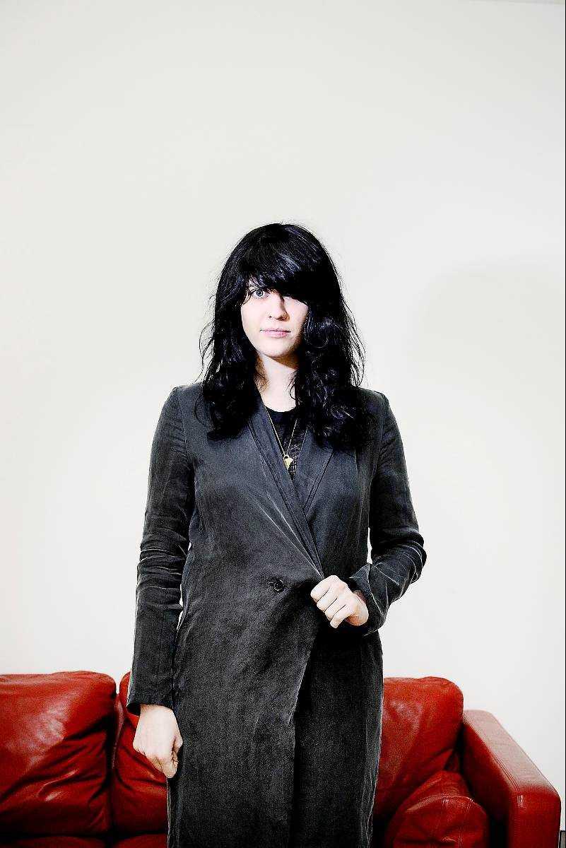 """Sibille Attar är inte med på Ingentings nya skiva. Hon släppte soloalbumet """"Sleepyhead"""" 2013."""