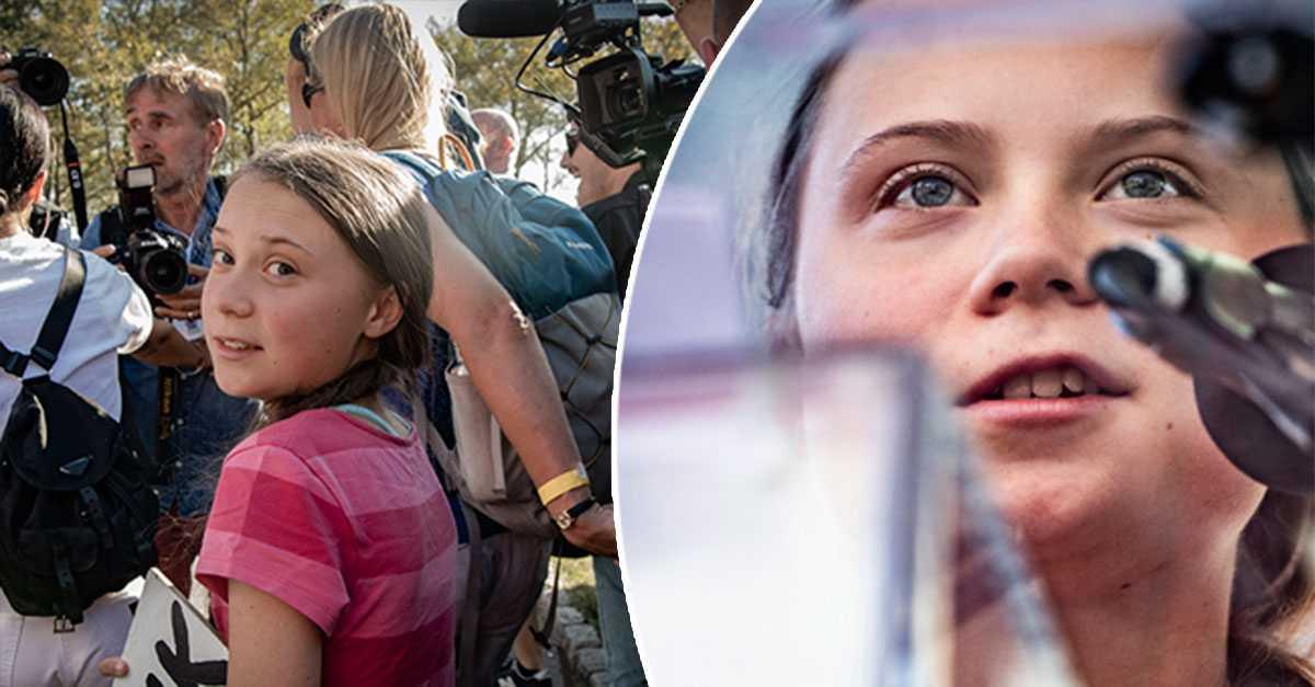 Greta Thunberg efter talet i New York: Väldigt lyckat
