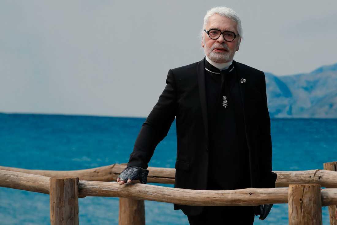 Karl Lagerfeld blev 85 år gammal.